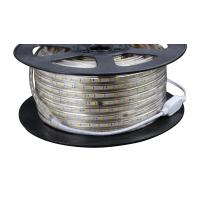 China Digital Rgb Battery Operated Led Strip Lights 6w 10-12LM With LED Dimmable Driver on sale