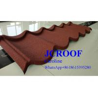 Lightful House Shingle Colour Coated Steel Roofing Sheets 1300*420mm Overall Size Manufactures