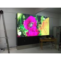 1080*1920P Resolution 16.7m LCD Video Wall Display 3.9mm Ultra Narrow Bezel Manufactures