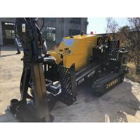 Quality S35S60 6Ton Horizontal Directional Drilling Machine 48 Meter Per Min High Speed for sale