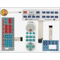 China MEMBRANE SWITCHES, MEMBRANE KEYPADS AND KEYBOARDS ,Polyimide and Copper Constructions (Kapton) on sale