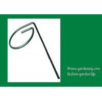 Metal Garden Plant Supports Length 18 inches Width 0.98 inches color green Plant support type Stake Manufactures