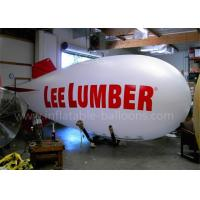China Attractive Inflatable Advertising Balloons Inflatable Helium Air Blimp for sale