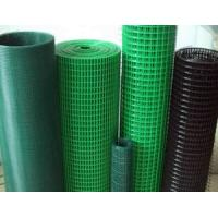 PVC coated /galvanized welded wire mesh for building/construction material(manufacturer/supplier) Manufactures