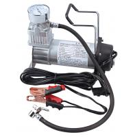 12V Single 200 Psi Vehicle Air Compressor Off Switch Chrome , Portable Air Compressor For Car Manufactures