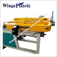 China Plastic PVC PP PE Single Wall Corrugated Cable Protection Pipe Production Line/Extrusion Machine on sale
