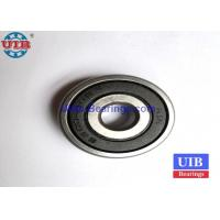 17*40*12mm Stainless Steel Precision Ball Bearing Single Row For Electric Motor Manufactures
