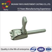 China Custom 2205 Duplex Steel Casting Parts , Casting Small Metal Parts 1mm-2000mm Size on sale