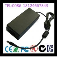 12V 5A Power Adapter 60W High Efficiency For LED Strip Light Manufactures