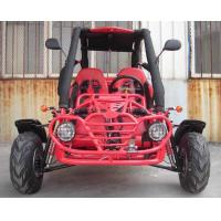 Buy cheap Full Size Go Kart Buggy Air Cooled 150cc Cvt With Chain Drive from wholesalers