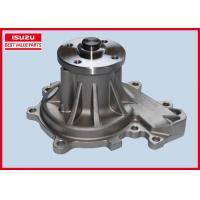 Npr ISUZU Water Pump Asm Best Value Parts 5876100890 For 4HK1 Metal Color Manufactures