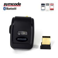 1D CCD Wireless Bluetooth Barcode Scanner High Speed Decode For IOS Android