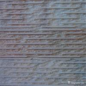 Pink And White Color Quartzite Stone Veneer , Natural Thin Stone Veneer Panels Manufactures