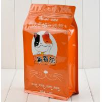 China Vivid Printing Effect Dog Food Packaging Bag , Cat Feed Training Resealable Food Bags on sale