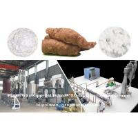 Buy cheap Cassava starch production machine from China cassava starch extraction equipment from wholesalers