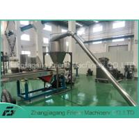 65-150kg Two Stage Advanced PVC Pelletizing Line For PVC Cable Material