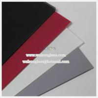 colorful Silk screen printing tempered glass for glass splashback Manufactures