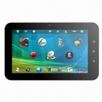 7-inch Capacitive Touchscreen Tablet PC, Supports Android 4.0 OS, WM8850 1.5GHz, Wi-Fi, External 3G Manufactures