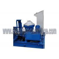 China Disc Stack Centrifuge Heavy Fuel Oil Purifier Liquid Solids Separation on sale