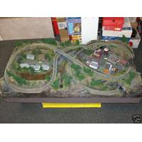 model tree for building model train layout Manufactures