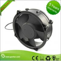 Electric Power Industrial DC Axial Fan For Equipment Cooling / Air Purifier Manufactures