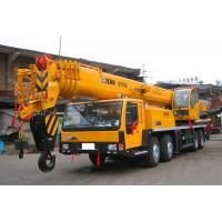 XCMG QAY1200 All Terrain Crane Biggest Mobile Truck Mount Crane With Weichai Engine Manufactures