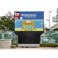Quality 3.9mm Pixel Pitch HD Outdoor Led Billboard Signs Low Attenuation High Gray Level for sale
