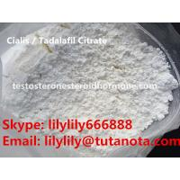 Sex Steroid oral  /  Citrate / 171596-29-5 powder for ED treatment Manufactures