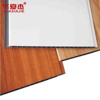 Home Kitchen Cleaning Versatile PVC Wall Panels / Plastic Wall Covering Panels Manufactures