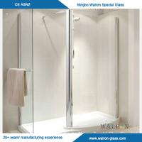 China Safety Tempered Toughened Glass Shower Enclosure Cabinet on sale