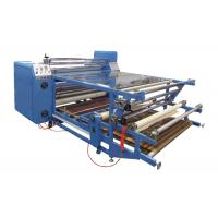 Roll to Roll Roller Heat Transfer Machine for T Shirts Printing High Pressure Manufactures
