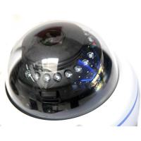 30FPS 1MP D1 Dome IP Camera RTP / RTSP , Low Illumination , Color to BW Manufactures
