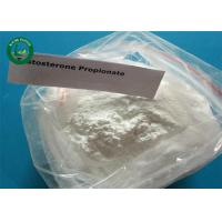 CAS 57-85-2 Pharmaceuticals Injectable Mass Gain Steroid Raw Testosterone Propionate/ Test Prop Manufactures