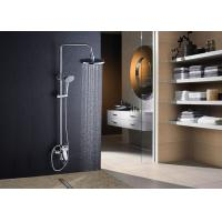 Professional Supply Modern Shower Set Chrome Surface Finishing ROVATE Manufactures