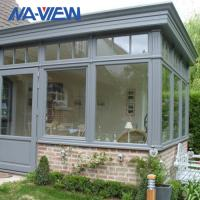 Customized All Season Sunroom Addition Powder Coated All Weather Room Additions Manufactures
