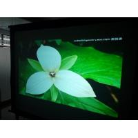 Fabric / Flexible Projection Screens Rear Grey Custom Size 50m Length Manufactures