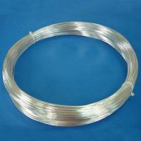 China Silver Alloy Red Copper Wire For Voltage Controller / Pure Copper Wire Used In Fuse on sale