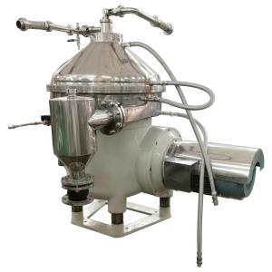 China Good Separation Disc Oil Separator For Skim Milk , Butter , Casein on sale
