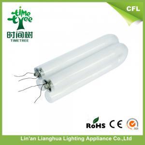 Energy Saving 2u Pure Tri - phosphor Fluorescent Tube Light / Bulb Parts Manufactures