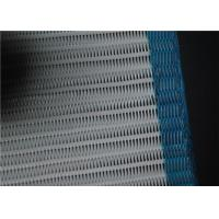 4070 Large Loop  Polyester Mesh Belt With Spiral For Sludge Dewatering Manufactures