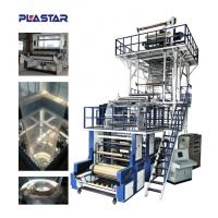 High quality three Layers Co-extrusion Film Blowing Machine Laundry washing machine Manufactures