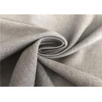 Blue Twill Fade Resistant Outdoor Fabric Good Color Fastness Breathable For