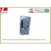 Customized CNC Aluminium Machining Bottom For Audio / Video Communications System Screen Manufactures