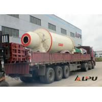 Wet Grinding Ball Mill Equipment , Energy Saving Industrial Grinding Mill Machine Manufactures