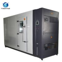 China Large Walk - In Stability Chamber With LCD Touch Screen Controller on sale
