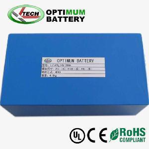 China 24V 20ah LiFePO4 Battery Pack for E-Bike on sale