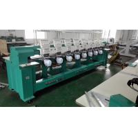 Tubular Embroidery Machine / Computer Controlled Embroidery Machine 1000000 Stitches Manufactures