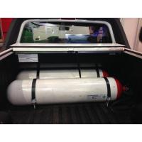"NGV2 / DOT TYPE 1 NGV Gas Tank with OD 12.8"" 50L - 120L Capacity CrMo Steel Material Manufactures"