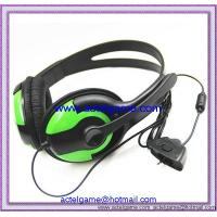 Xbox360 headphone Xbox360 game accessory Manufactures