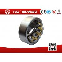 Double Row Bearings 22218 Spherical Roller Bearing Chrome Steel Brass Cage Manufactures